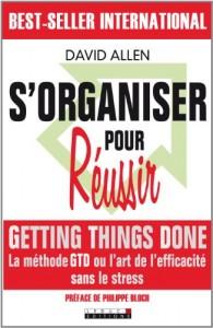 Couverture du livre S'organiser pour réussir