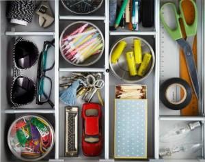 Un tiroir organisé par Ikea