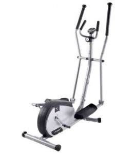 Un vélo elliptique pour ceux, nombreux, qui ont pris la bonne résolution de faire de l'exercice chaque jour !
