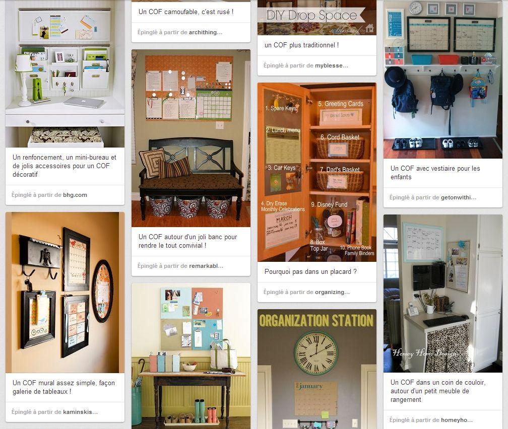 Des idées à piocher dans notre tableau Pinterest
