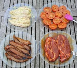 un petit barbecue pour dimanche ?
